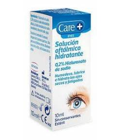 Solución Oftálmica Hidratante CARE EYES 10ml STADA