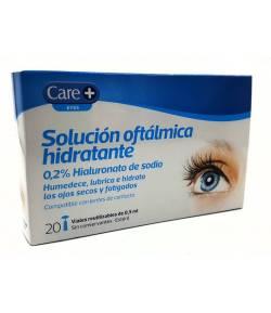 Solución Oftálmica Hidratante CARE EYES 20x0,5ml STADA Colirios