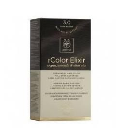 Tinte My Color Elixir 3.0 Castaño Oscuro APIVITA