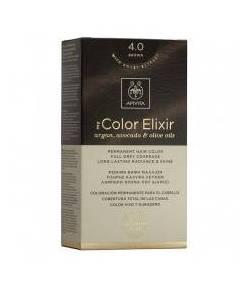 Tinte My Color Elixir 4.0 Castaño APIVITA