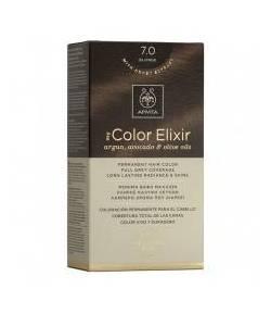 Tinte My Color Elixir 7.0 Rubio APIVITA