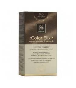 Tinte My Color Elixir 8.0 Rubio Claro APIVITA