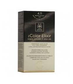 Tinte My Color Elixir 4.11 Castaño Ceniza Intenso APIVITA Tintes