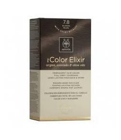 Tinte My Color Elixir 7.8 Rubio Perlado APIVITA Tintes