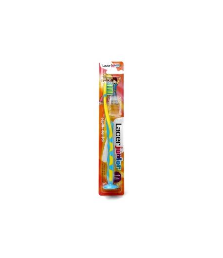 Cepillo Dental con Ventosa LACER Junior Cepillos