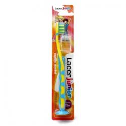 Cepillo Dental Junior con Ventosa LACER