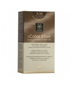 Tinte My Color Elixir 9.38 Rubio Muy Claro Dorado Perlado APIVITA