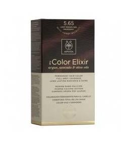 Tinte My Color Elixir 5.65 Castaño Claro Caoba APIVITA