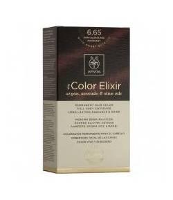 Tinte My Color Elixir 6.65 Rubio Oscuro Caoba APIVITA