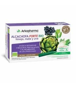 ARKOFLUIDO Alcachofa Forte BIO 20ud ARKOPHARMA Suplementos