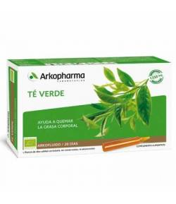 ARKOFLUIDO Té Verde 20ud ARKOPHARMA Suplementos