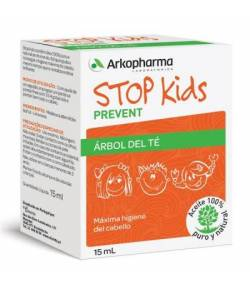 STOP KIDS Aceite Árbol de Té 15ml ARKOPHARMA