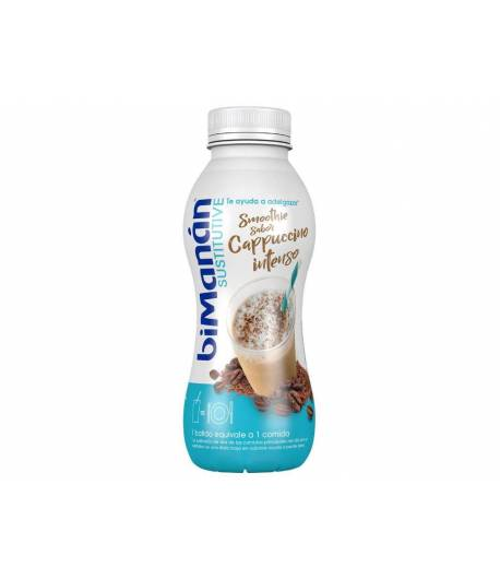 Smoothie Capuccino Intenso 330ml BIMANAN SUSTITUTIVE