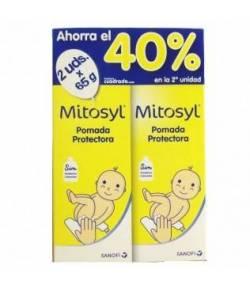 Pomada Protectora MITOSYL 65gr 2ud Cambio de pañal
