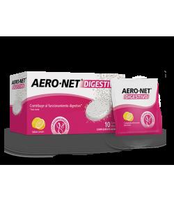 AERO-NET Digestivo 10comp efervescentes