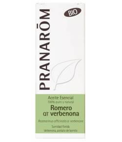 Aceite Esencial Romero QT Verbenona BIO 5ml PRANAROM