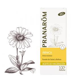 Aceite Vegetal Árnica BIO 50 ml PRANAROM Antiinflamatorios