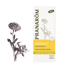 Aceite Vegetal Caléndula BIO 50 ml PRANAROM Hidratantes