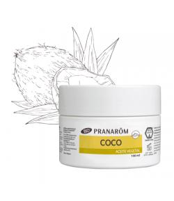 Aceite Vegetal Coco BIO 100 ml PRANAROM Hidratantes