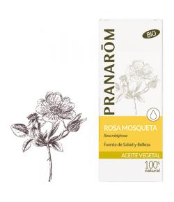 Aceite Vegetal Rosa Mosqueta BIO 50 ml PRANAROM Hidratantes