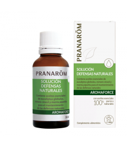 AROMAFORCE Solución Defensas Naturales BIO 30ml PRANAROM