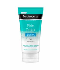 Skin Detox Gel Exfoliante Refrescante 150ml NEUTROGENA Exfoliantes