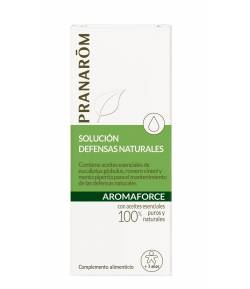 AROMAFORCE Solución Defensas Naturales BIO 5ml PRANAROM