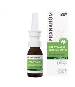 AROMAFORCE Spray Nasal BIO 15ml PRANAROM Defensas