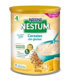 Cereales sin Gluten NESTLÉ NESTUM 650gr Sin Glúten