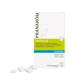 ALLERGOFORCE Pastillas 21 comprimidos PRANAROM Síntomas