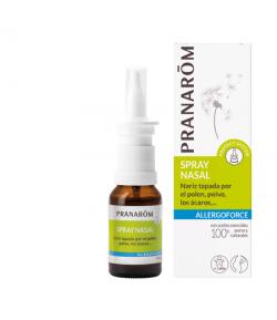 ALLERGOFORCE Spray Nasal 15ml PRANAROM Síntomas