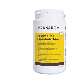 Ácidos Grasos Esenciales 3,6 y 9, 120 cápsulas PRANAROM Vitaminas