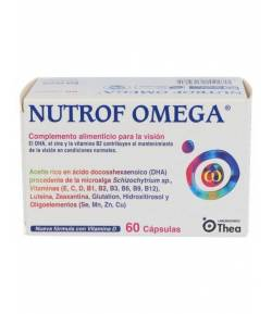 Nutrof Omega 60 cápsulas Antiedad