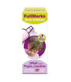 Spray Antipiojos FullMarks 150ml Piojos