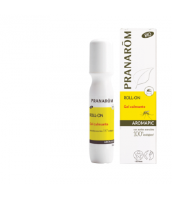 Aromapic Gel Calmante Roll-on Bio 15 ml PRANAROM Repelentes