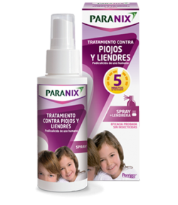 Spray Tratamiento 100ml PARANIX
