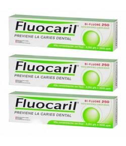Pasta Dentífrica FLUOCARIL Bi-Fluoré 125ml 3ud