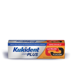 KUKIDENT Pro Doble Acción 60gr Fijación
