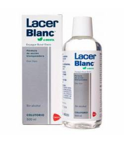 Colutorio LACER BLANC d-Menta 500ml Blanqueamiento