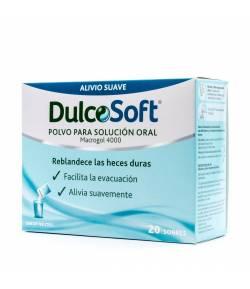 Polvo para Solución Oral 20sob DULCOSOFT
