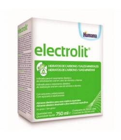 Electrolit 3X250 ml HUMANA Tránsito Intestinal