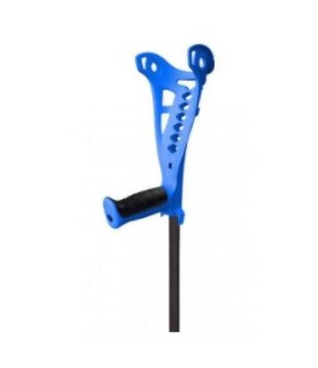 Muleta Ergonómica Azul GPR Basic-Soft Bastones y Muletas