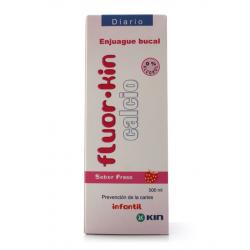 Enjuague Bucal FLUOR-KIN Calcium 500ml