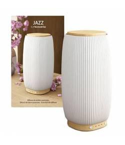 Difusor Ultrasónico Jazz Cerámica+ Bambú PRANAROM Aceites Esenciales