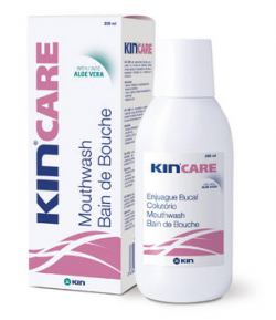 Enjuague Bucal KIN-CARE 250ml