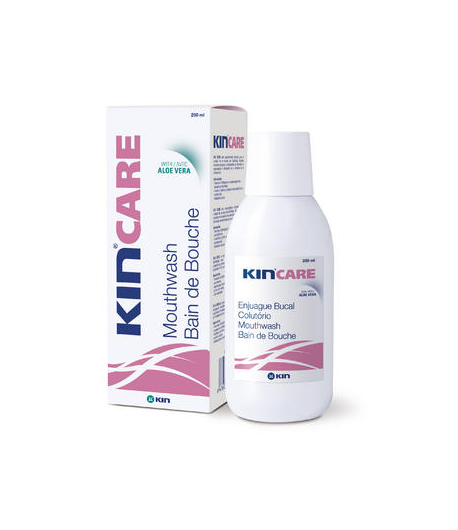 Enjuague Bucal KIN-CARE 250ml Colutorios