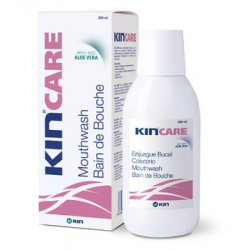 Enjuague Bucal KIN-CARE 250ml