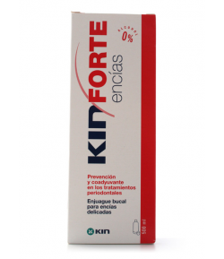Enjuague Bucal KIN FORTE ENCÍAS 500ml