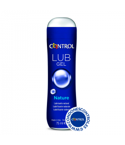 Gel Lubricante Nature CONTROL 75ml Lubricantes