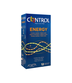 Preservativo Energy CONTROL 12ud